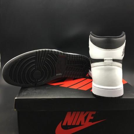 113d4cd0d38c72 New Sale 555088-008 Air Jordan 1 Re2pect Black And White 3m Underply  Visible Outside Super Origina