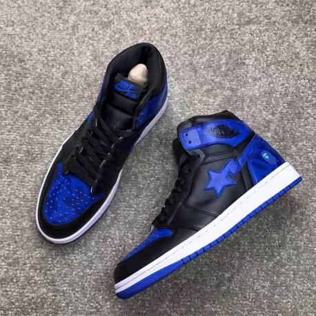 574afe224081 Air Jordan 1 Royal Blue And White