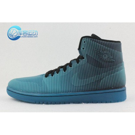 sale retailer fff5a d931a Aj1 Blue Black White,Jordan Aj1 MID Blue And Black,Nike Air Jordan 4 Lab1  Blue Black AJ1 AJ4 AJ1 677690-020