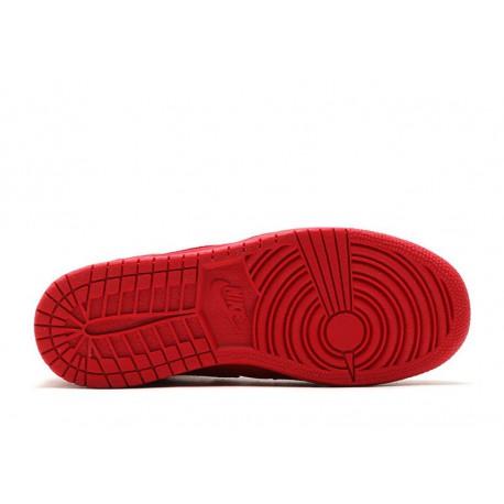 New Sale Air jordan 1 retro high bg red suede 705300-60 ef3230c2308f