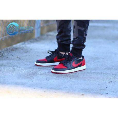 Nike Air Jordan 1 Low Bred,Nike Air