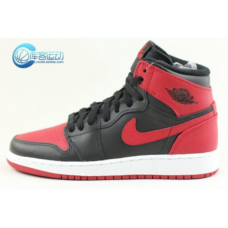 c76e278eb3a New Sale Nike air jordan 1 aj1 bred original sakuragi female 575441-02