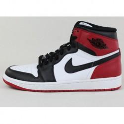 Nike air jordan 1 black toe aj1 black toe 555088-18