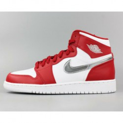 Air-Jordan-1-White-Red-Air-Jordan-1-Team-Red-Nike-Air-Jordan-1-High-Gym-Red-AJ1-White-Red-Silver-Women-705300-602