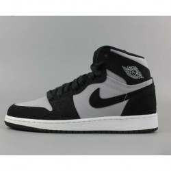Nike air jordan 1 retro high couple models aj1 grey black 332148-00
