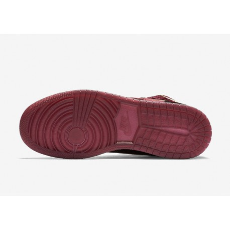 Air jordan 1 night maroon 832596-64