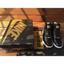 e400d19e5bcf Nike-Air-Jordan-1-Pinnacle-Black-Metallic-Gold-