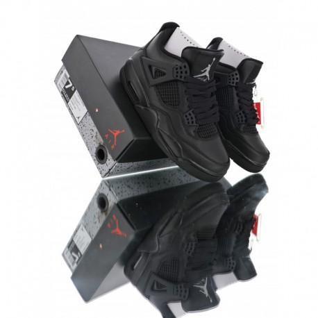 new concept 1daaa 24e60 ... Retro  black Cat aj4 Mid Vintage. New Sale Mens, Original File  Development, Restore Zp Details, Guest For Upper Napa Leather Air
