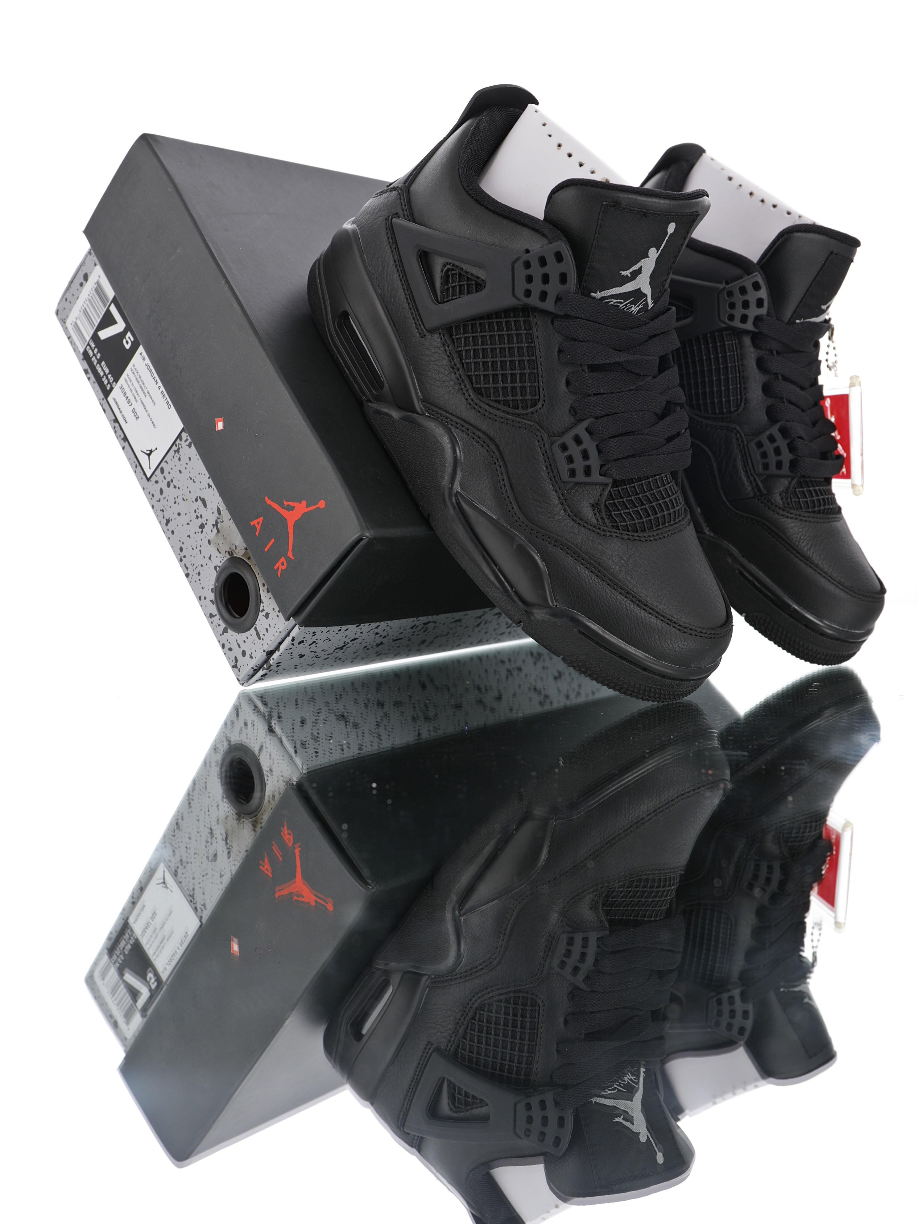 Black Leather,Air Jordan Retro