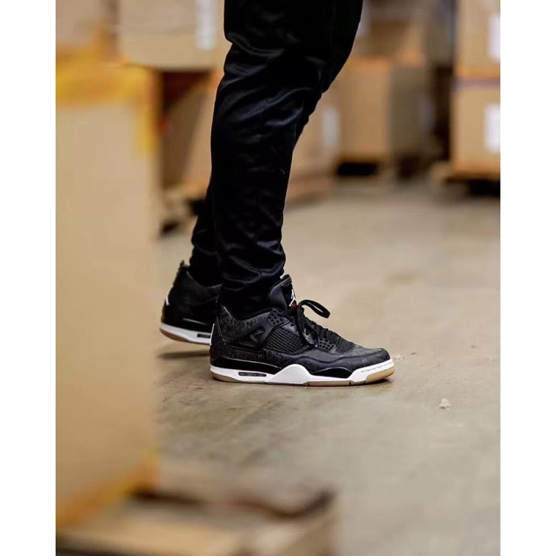 Air Jordan Retro 4 Black Laser,Nike Air