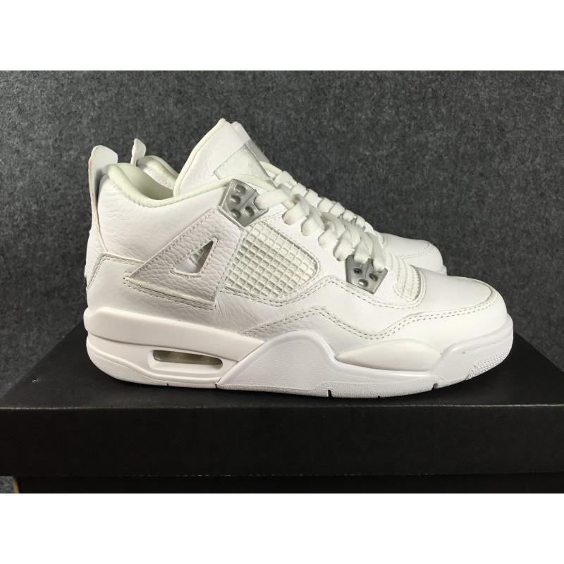 Air Jordan Retro 4s Pure Money,Air