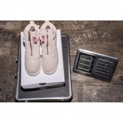 Pink zipper air jordan 1 high zip particle beige aq3742-20