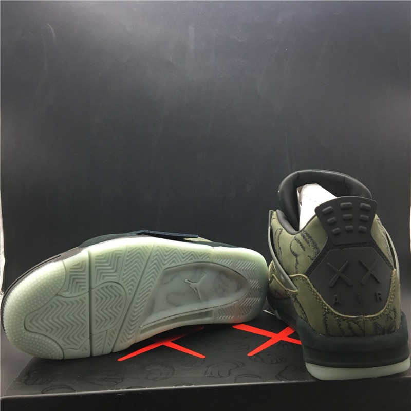 f35774716ba94d ... 756395 Original Limited Edition Jordan 4 Shoe Name Air Jordan 4 REIRO  Limited Edition Marine Green ...