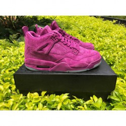 KAWS-X-Air-Jordan-4-Buy-Air-Jordan-4-Retro-KAWS-KAWS-KAWS-x-Air-Jordan-4-purple-Graffiti-Master--Alliance-Collaboration-Edition