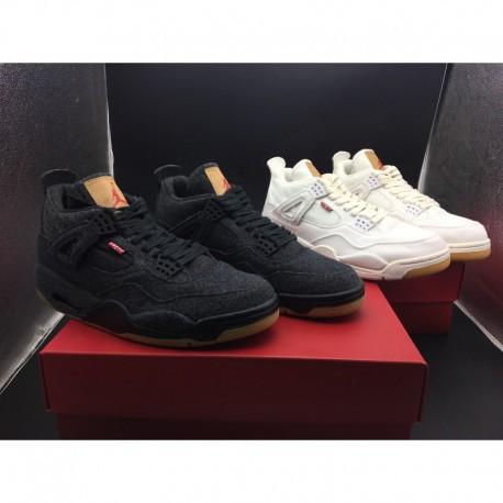 lowest price c46be 2aed5 Air Jordan 4 Retro Premium Black Anthracite Black,Air Jordan 4 Retro  Premium Pinnacle Black Black,AO2571-001 Jordan 4 Reeves Le
