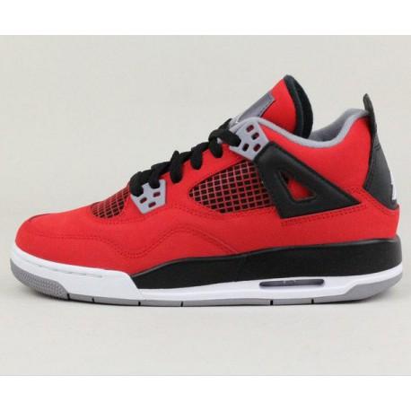 8099060a49c2 New Sale Nike Air Jordan 4 GS Toro BARVO Aj4 Oriental Ted 408452-60