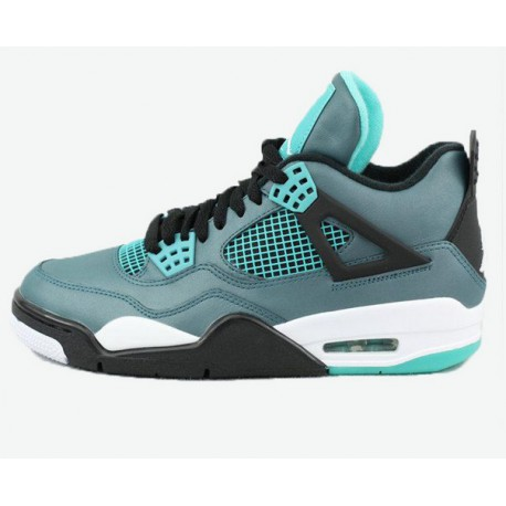 newest collection 3bd1e 0295d Air Jordan 4 Retro Green,Air Jordan 4 Chrome Green,Air Jordan 4 Teal AJ4  Lake Aqua Green Men's models 705331-330