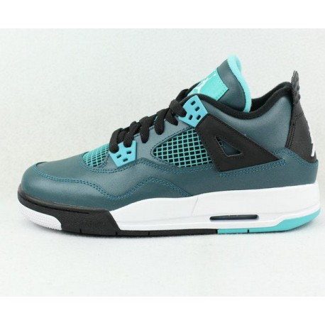 online retailer 19ad5 79662 New Sale Air jordan 4 teal gs aj4 lake aqua green female 705330-33