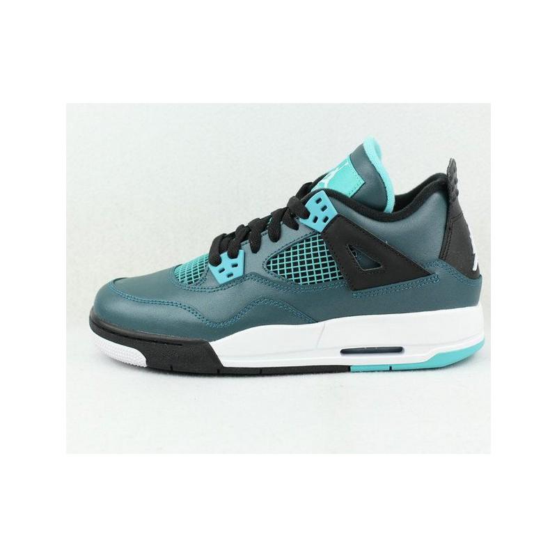 Air-Jordan-4-Green-Glow-White-Green-Air-Jordan-4-Air-Jordan-4-Teal-Gs-AJ4-Lake-Aqua-Green-Female-705330-330