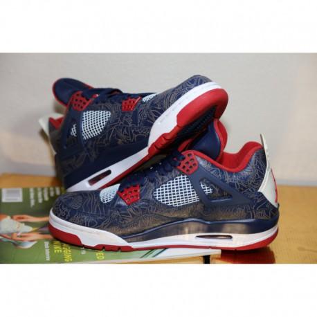 Air Jordan Laser 4,Air Jordan 4 Laser,Deadstock / Air Jordan 4 United  States ColorWay Air Jordan 4 Laser Carmelo Anthony PE Ant