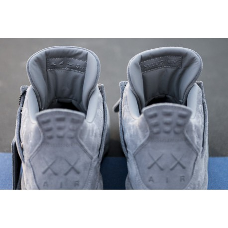 reputable site 35076 a908b Air Jordan Cool Grey 4,Air Jordan 4 Cool Grey,Deadstock / Air Jordan 4 Cool  Grey KAWS x Air Jordan 4 Cool Grey 930155-003