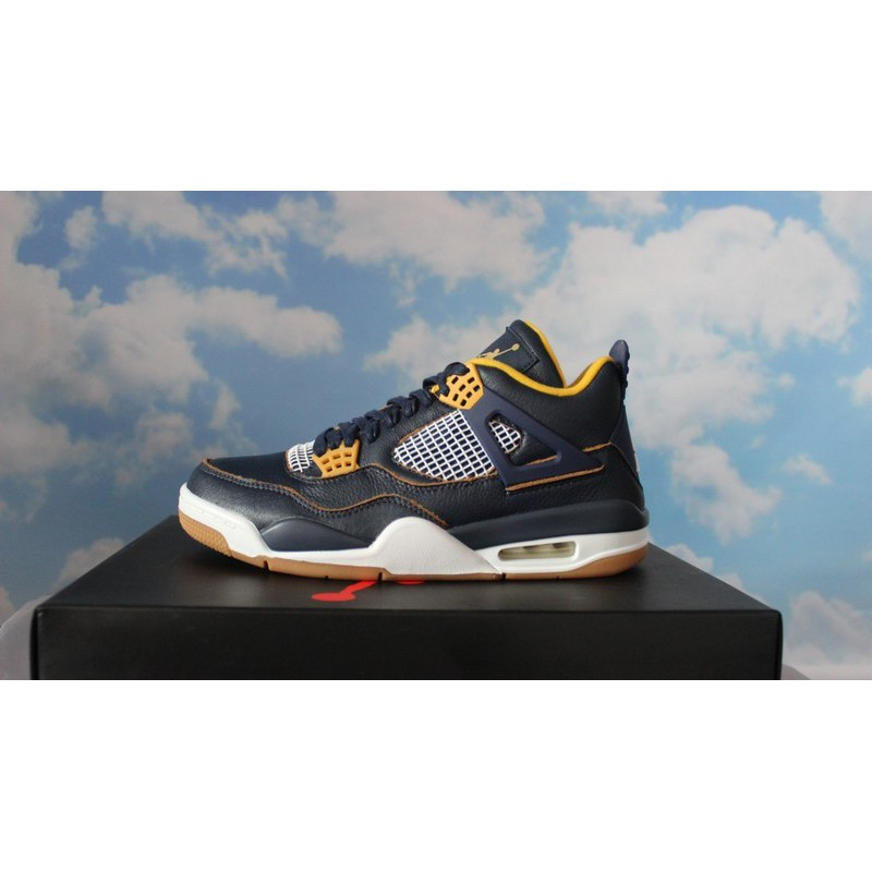 b7672048def Air Jordan 4 Retro Dunk From Above,Air Jordan 4 Grey Blue Yellow,Air ...