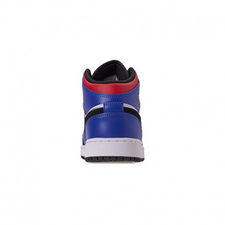 New Sale 554725-124 Bred Toe Lightning s Vision This Air Jordan 1 Mid Is  Coming Soon Air cef57d1df