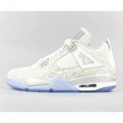 new product 568d3 6cac2 Air jordan 4 retro laser aj4 laser men 705333-10