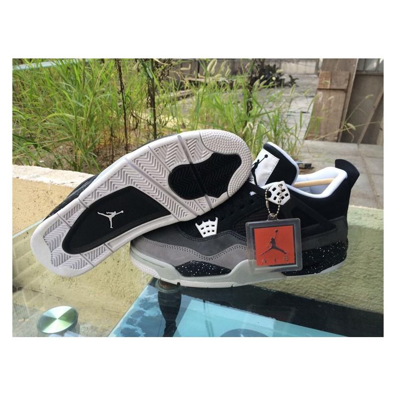 online retailer 78ad8 15fe9 Air Jordan 4 Fear Pack For Sale,Air Jordan 4 Retro Fear Pack ...