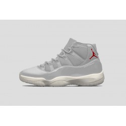378037-016 air jordan 11 platinum tin