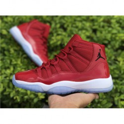 Air jordan 11 'gym red g s original outsole 378037-62