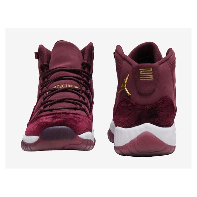 burgundy jordan retro 11