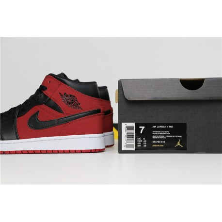 d9b4b461ef8b New Sale 554724-610 Air Jordan Aj1 Aj1 Air Jordan 1 Mid Collection Air  Jordan 1 MI