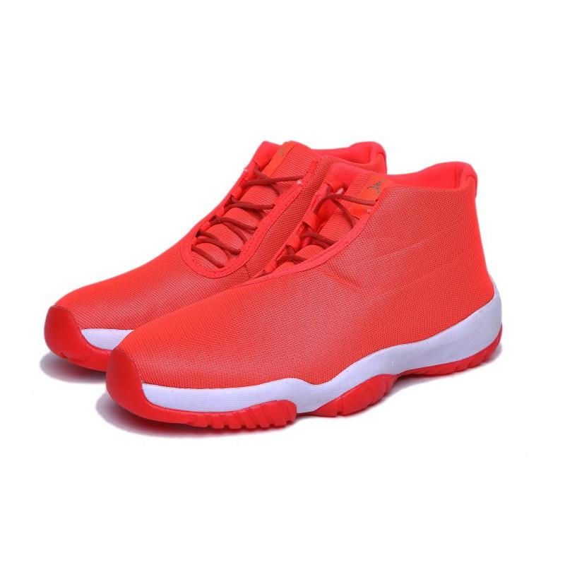 wholesale dealer 3d86b 8afe7 ... Air Jordan 11 Underply Visible Outside Vermilion Mens 656503-62 ...