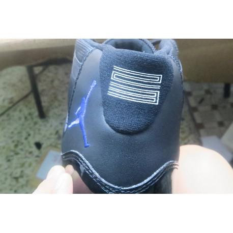 Air jordan 11 retro slam dunk basketball-shoes 378037-04