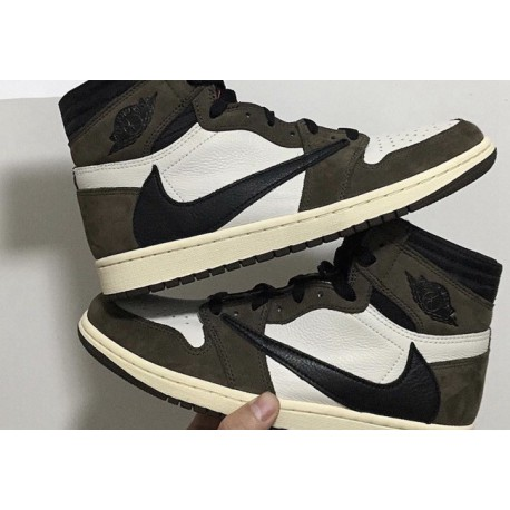 b0eb3b2f9cd Travis Scott Air Jordan 1,Fake Air Jordan 1 For Sale,CD4487-100 ...