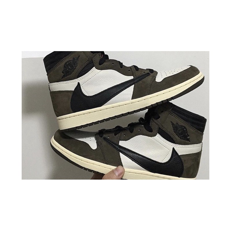 Rama monitor Perspectiva  Travis Scott Air Jordan 1,Fake Air Jordan 1 For Sale,CD4487-100 Travis  Scott x Air Jordan 1