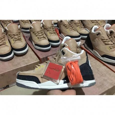 brand new 3c713 133f4 Nike Air Jordan 3 Jth,Cheap Nike Air Jordan 3,AV6683-200 Air Jordan 3 JTH  Bio Beige