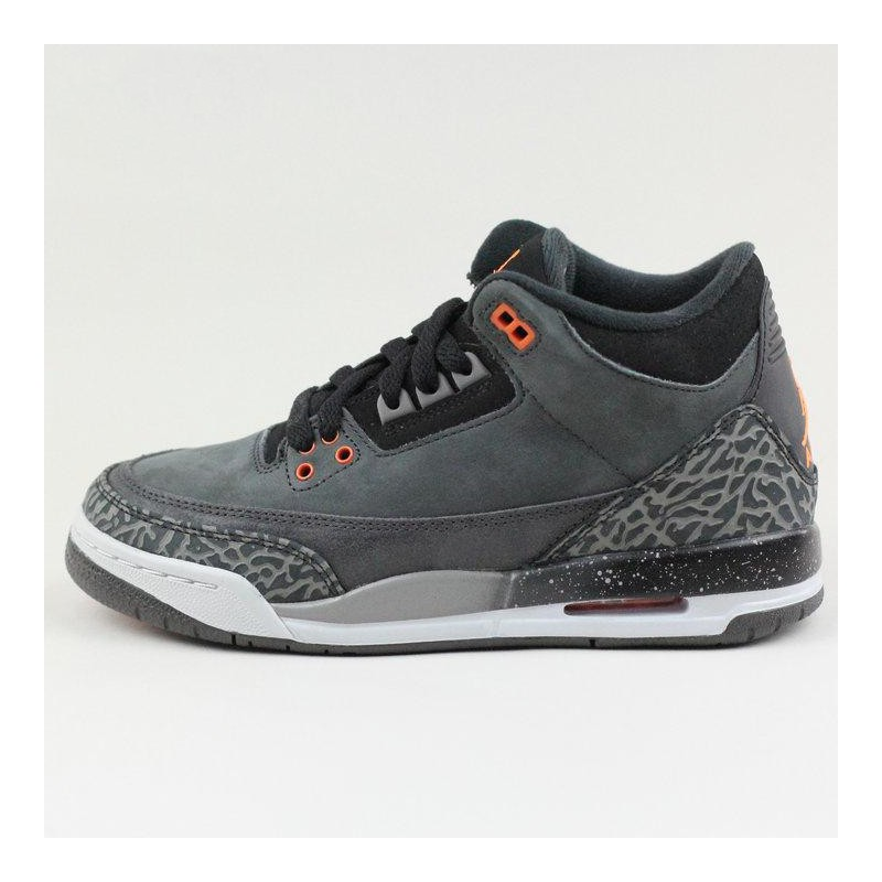Air Jordan Retro 3  sz 7 y  441140 035  grey 1 4 6 11 13 basketball shoes