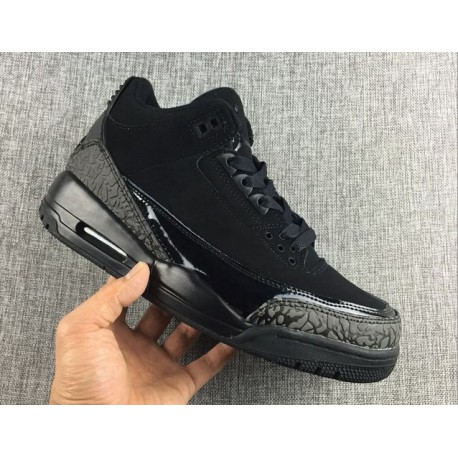 pretty nice 88502 40bad Aj3 Black Cement Price,Roger Federer Aj3 Black,AJ3 Black Cat Original Nails