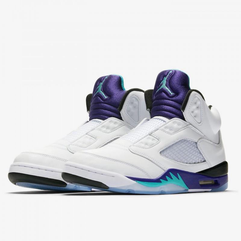 Air Jordan 5s Grapes,Air Jordan 5