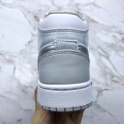 Air-Jordan-1-MID-Gray-Air-Jordan-1-Style-AIR-LORDAN-1-MID-GS-AJ-1-Air-Jordan-1-Gray-Silver-Style-Code555112-012