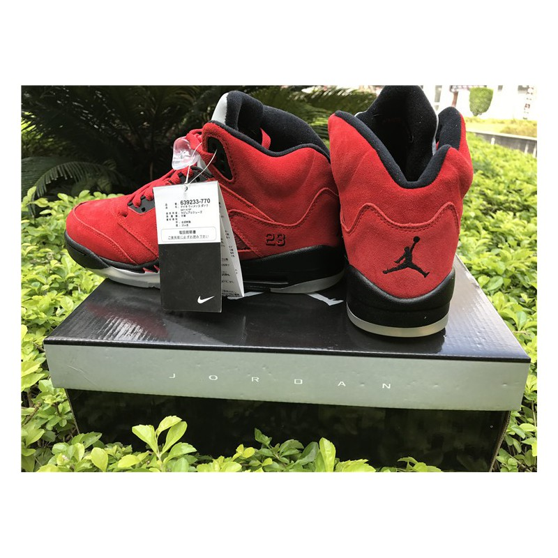 aca6b71744a1 Air Jordan 5 Red