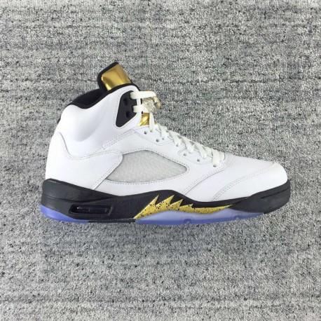 Air Jordan 5 Olympic Gold,Air Jordan 5