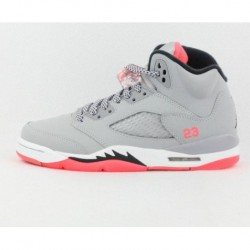 new product ba77b 5567a Air jordan 5 hot lava aj5 hot lava female...