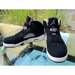 Air-Jordan-Retro-5-Oreo-For-Sale-Retro-Air-Jordan-5-Oreo-Air-Jordan-5-AJ5-Oreo-Suede-Mens-Air-Jordan-Retro-5-Oreo-Black-AJ5-136