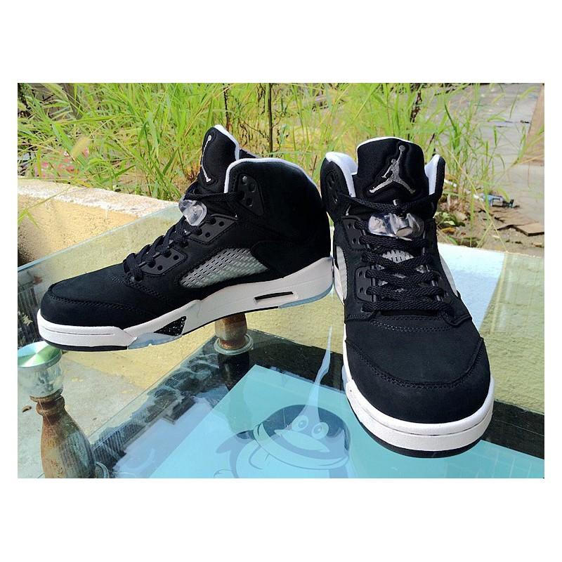 Air Jordan Retro 5 Oreo For Sale,Retro