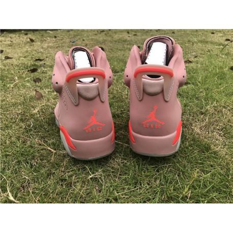 reputable site 3fa85 58f59 Air Jordan 6 Millennial Pink Where To Buy,Nike Air Jordan Aj6,AJ6 Tawny  Blush Outside line Air Jordan 6 pink 384664-031