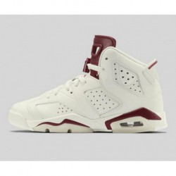 Air-Jordan-6-Red-Air-Jordan-6-Retro-Red-Air-Jordan-6-Maroon-GS-AJ6-Magic-Red-Female-models-384665-116