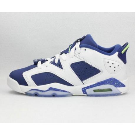 the latest adc6c bae81 Air Jordan 6 Green Ghost,Air Jordan 6 Green Suede,Nike Air Jordan 6 Low  Ghost Green AJ6 Sprite Female 768881-106